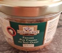 Fritons pur canard du Sud ouest - Product - fr