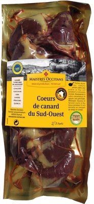 Cœurs de canard du Sud-Ouest - Product - fr