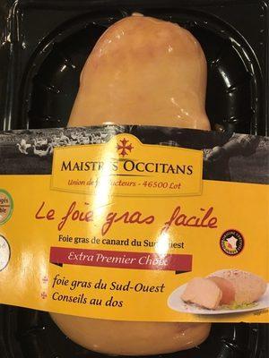 Le foie gras facile - Product - fr