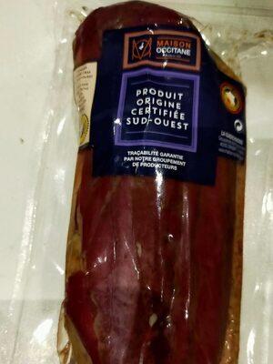 Magret de canard séché - Product - fr