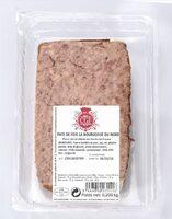Pâté de foie La bourgeoise du Nord - Produit - fr