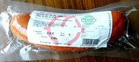 Saucisson cuit pur porc courbé fumage au bois de hêtre - Produit - fr