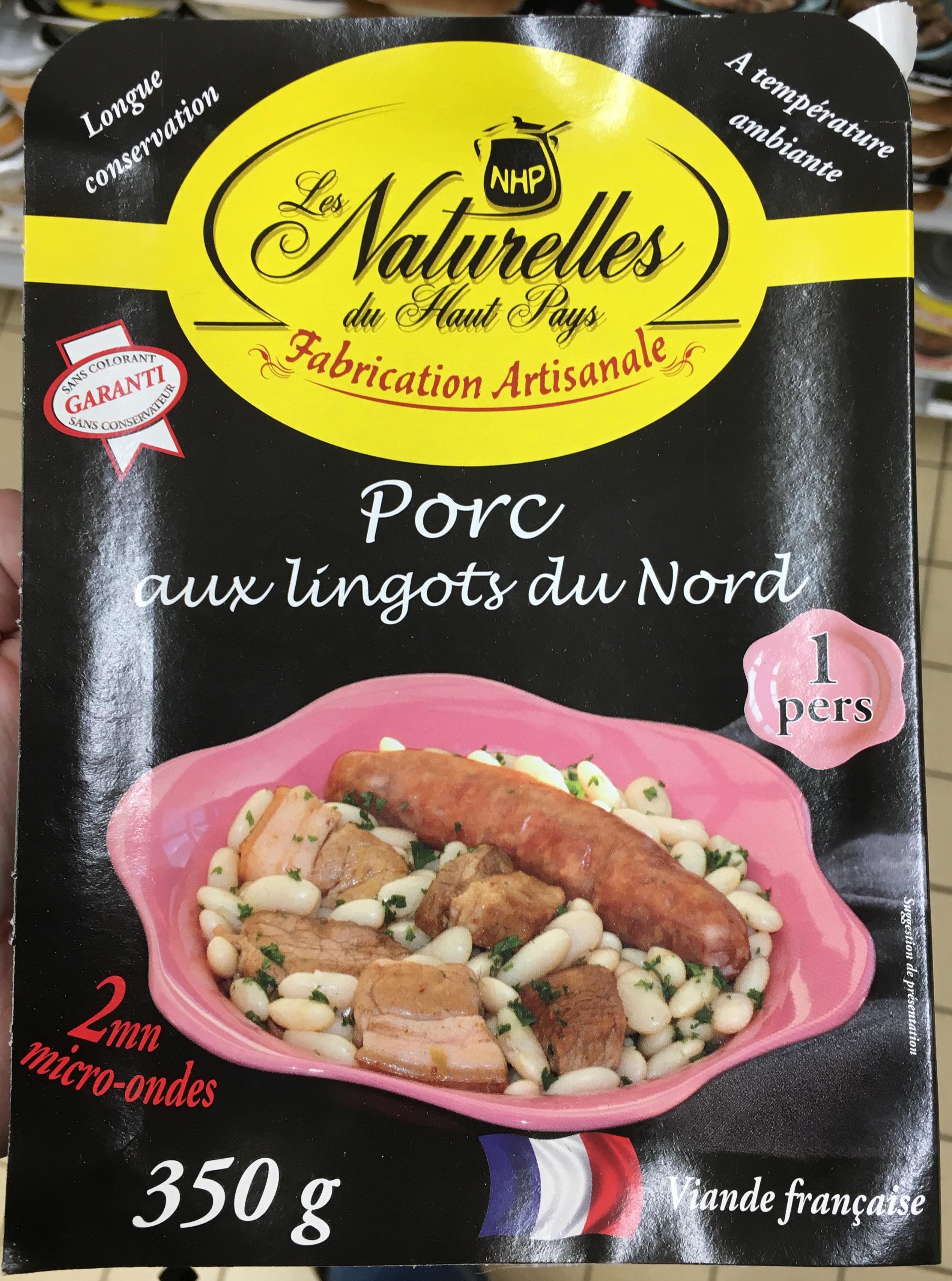 Porc aux lingots du Nord - Product - fr