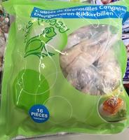 Cuisses de grenouilles congelées - Produit - fr