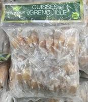 Cuisses de grenouille congelées - Produit - fr