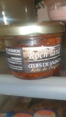 Œuf de saumon - Valori nutrizionali - fr