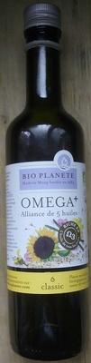 Oméga + Alliance de 5 huiles - Product - fr