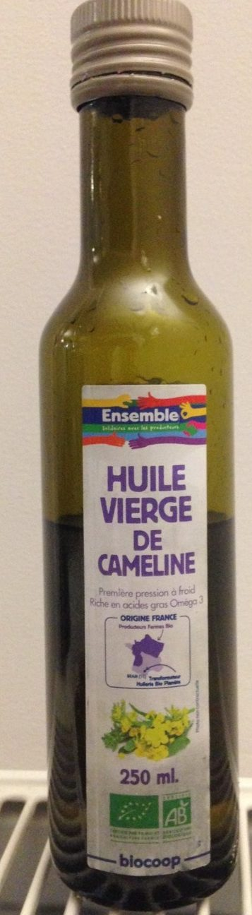 Huile De Cameline - Product