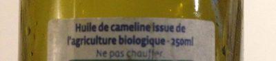Huile De Cameline - Ingredients