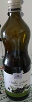 Huile d'olive corsée extra vierge classic - Produit