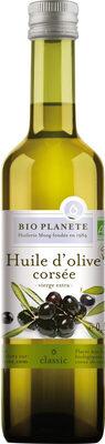 Huile d'olive corsée - Produit - fr