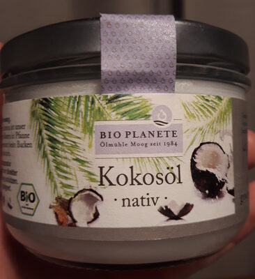 Kokosöl - Produit - de