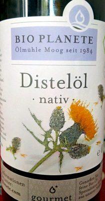 Distelöl nativ - Product
