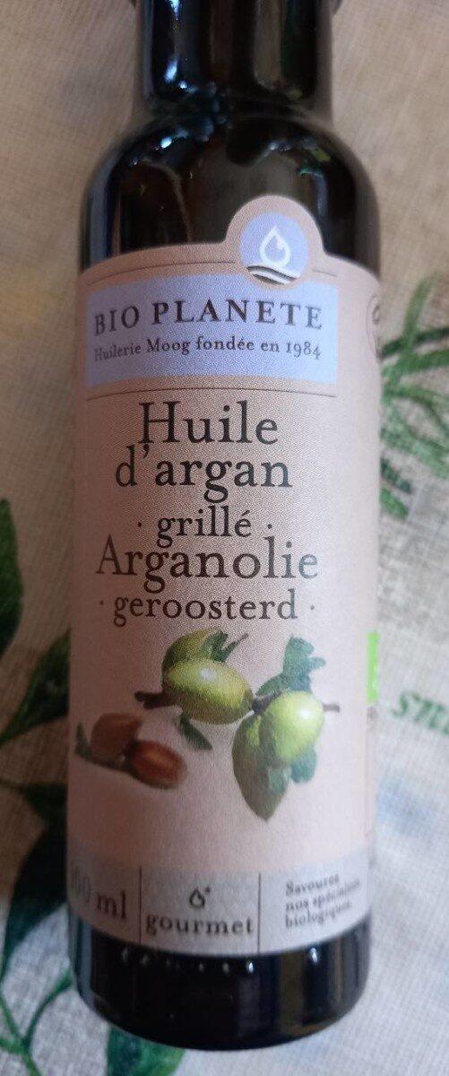 Huile d'Argan Grillé 100 ml - Product - fr