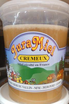 Miel crémeux - Produit