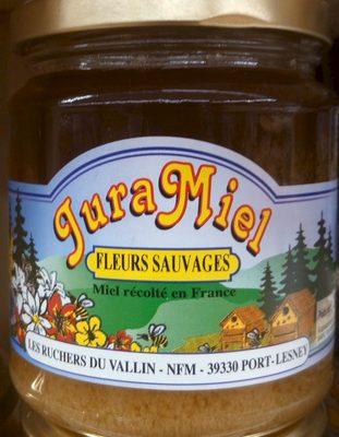 Miel de fleurs sauvages - Produit