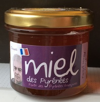 Miel des Pyrénées - Produit