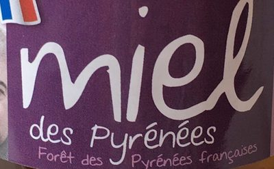Miel des Pyrénées - Ingrédients