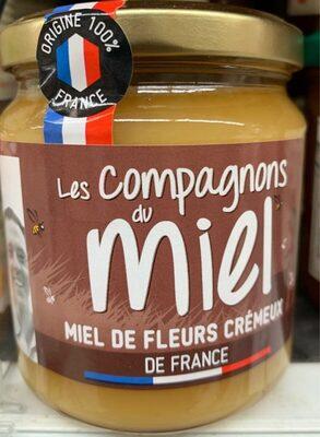 Miel de fleurs crémeux de France - Produit