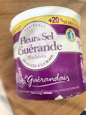 Fleur de sel de Guérande - Produit - fr
