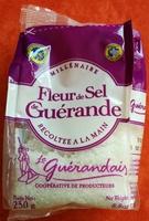 Fleur de sel de Guérande - Product - fr