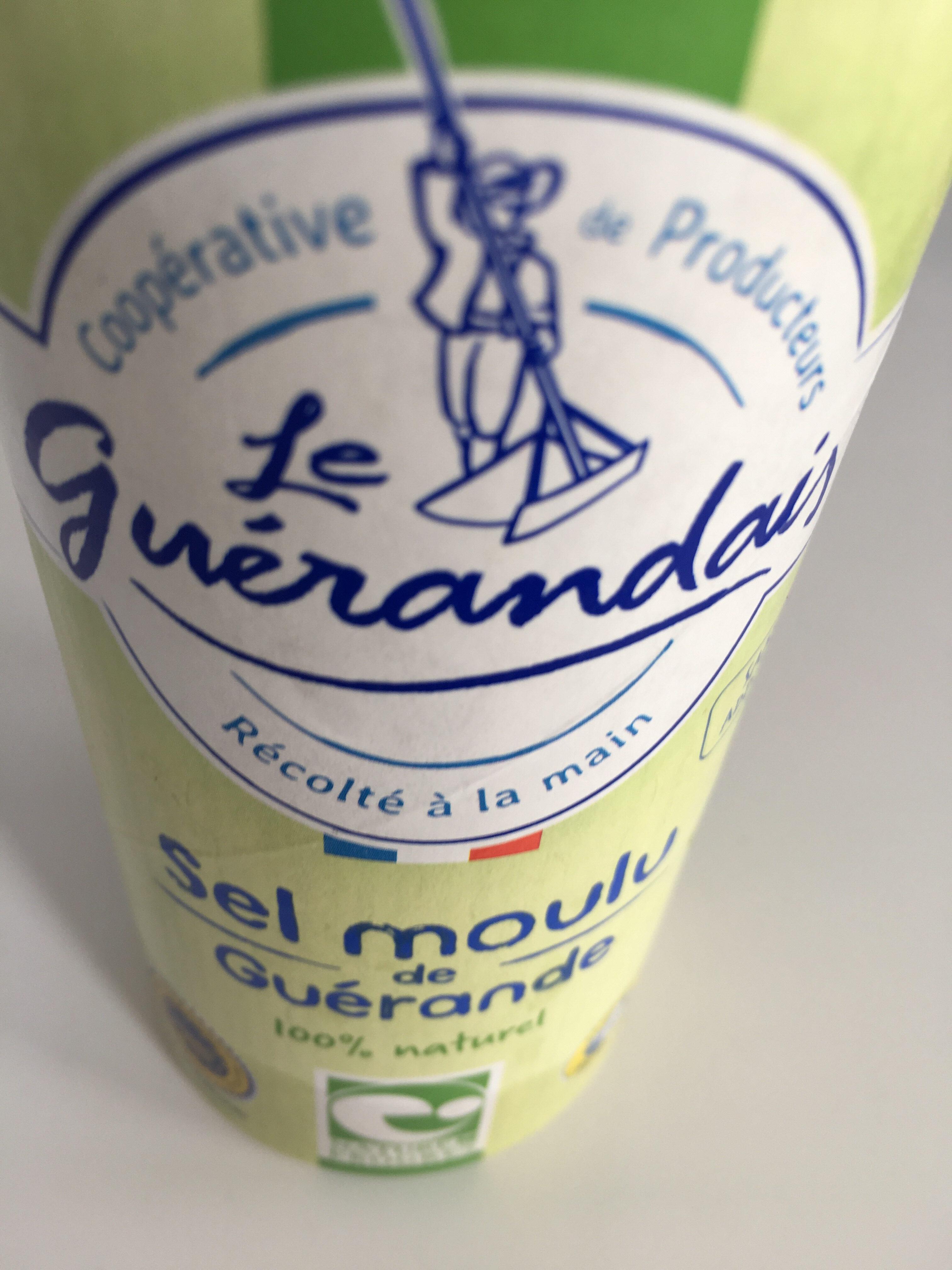 Sel de Guérande - Product - fr