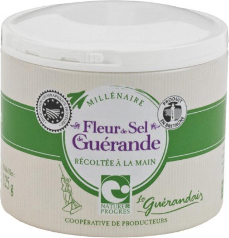 Fleur de sel de Guerande - Produit - fr