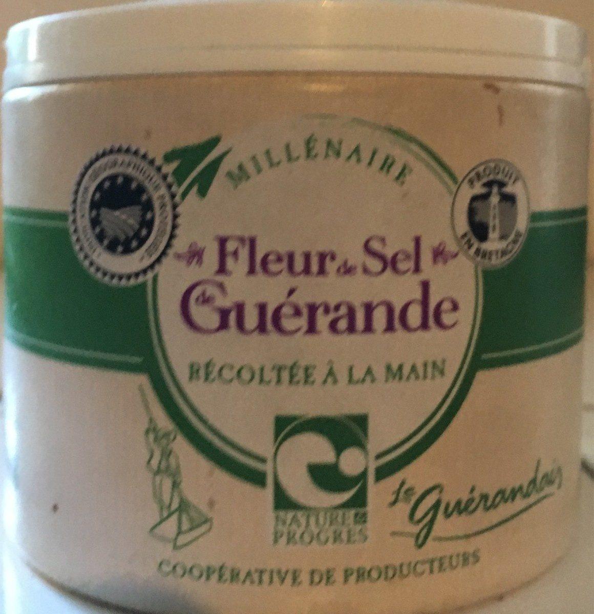 Fleur de sel deGuerande - Product