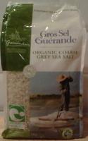 Gros sel de Guérande - Product