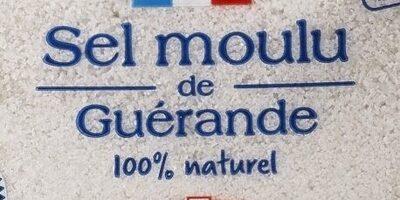 Sel de Guerande - Ingrédients