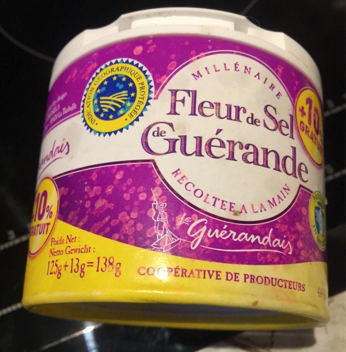 Fleur de sel de Guerandes - Product - fr