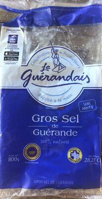 Gros sel de Guérande - Produit - fr