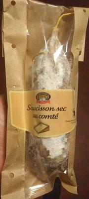 Saucisson Sec au Comté - Product