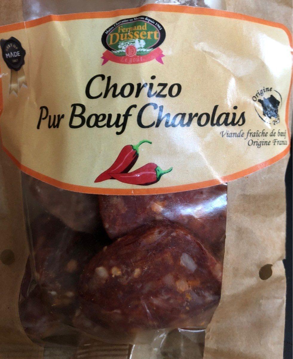 Chorizo pur boeuf charolais - Product