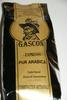 Le Gascon - expresso pur arabica - Produit