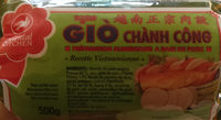 Gio Chanh Cong - Product