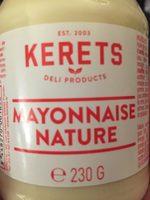 Mayonnaise nature - Product - fr