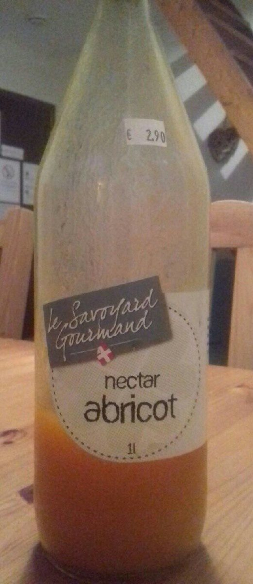 Nectar Abricot - Product