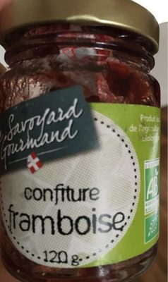 Confiture framboise - Product