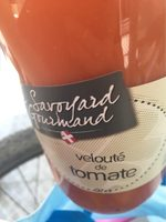 Veloute de tomates - Product