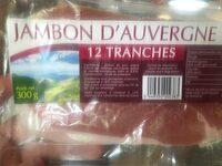 Jambon d'Auvergne - Produit - fr