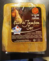 Quart de jambon sec supérieur - Produit - fr