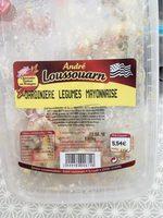 Jardinière de legumes mayonnaise - Product - fr