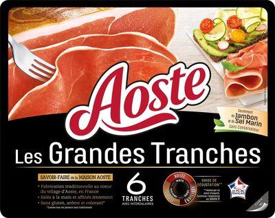 Les Grandes Tranches - 6 - Aoste - Продукт - fr