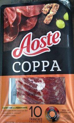 Coppa - Prodotto - fr