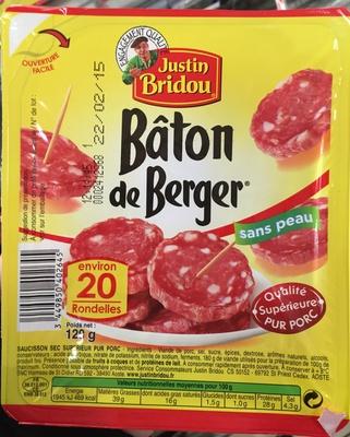 Rondelles de Bâton de berger - Produkt - fr