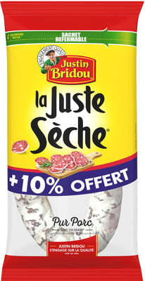 La Juste Sèche pur porc - Producto - fr