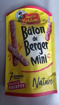Bâton de Berger Mini Nature (environ 8 Bâtonnets) - Product - fr