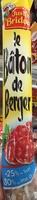Le bâton de Berger (- 25 % de sel, - 30 % de MG) - Producto