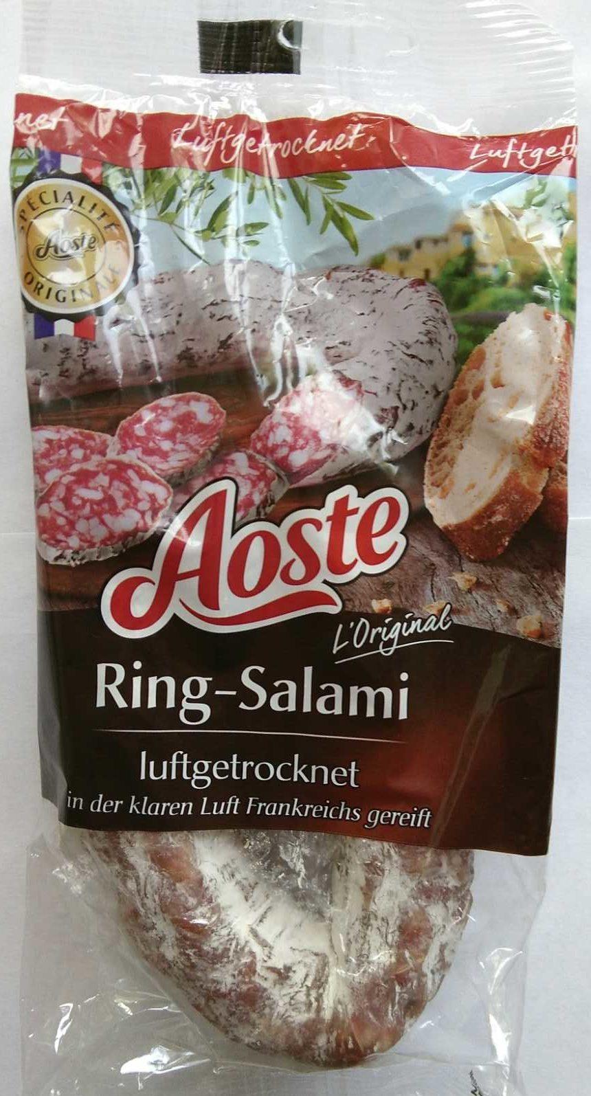 Ring-Salami - Product - de
